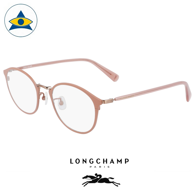 Long Champ 2507J 601 Peach S4819 $258 1 eyewear optical spectacle glasses tampines admiralty optical