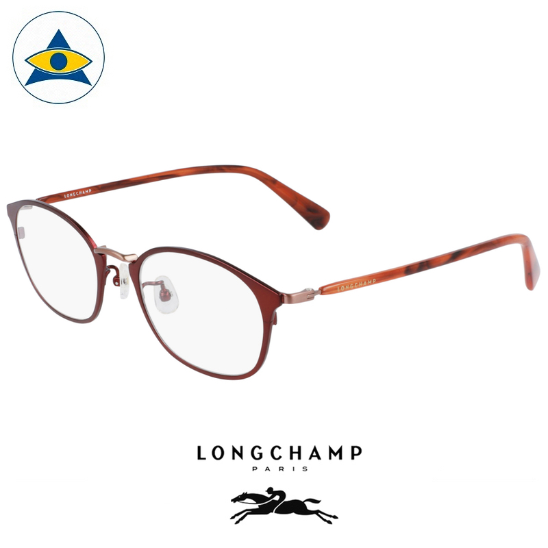 Long Champ 2508J 604 Burgundy S5019 $258 1 eyewear optical spectacle glasses tampines admiralty optical