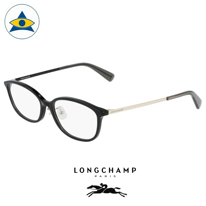 Long Champ 2651J 001 Black Gold S5215 $258 1 eyewear optical spectacle glasses tampines admiralty optical