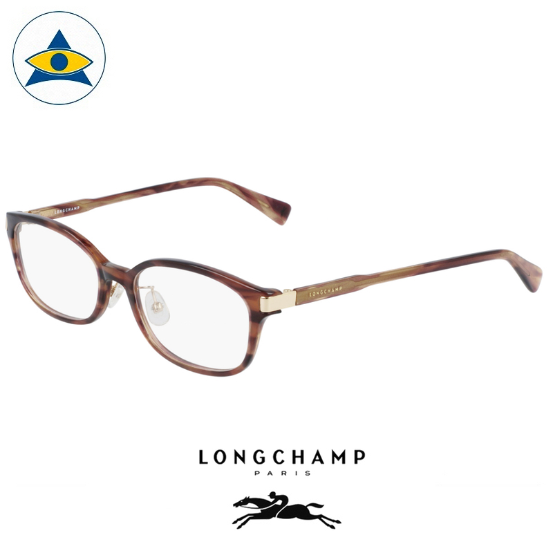 Long Champ 2652J 211 Espresso S5217 $238 1 eyewear optical spectacle glasses tampines admiralty optical