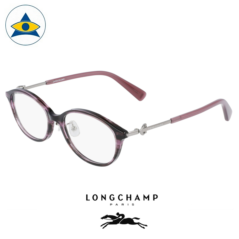 Long Champ 2672J 512 Grape S5216 $258 1 eyewear optical spectacle glasses tampines admiralty optical