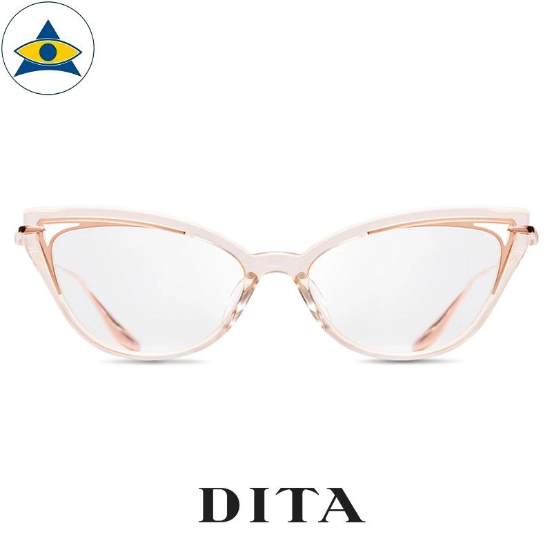 dita ARTCAL ALTERNATIVE FIT DTX524-53-03AF-Z WHITE ROSE CRYSTAL – ROSE GOLD s $ 1 tampines admiralty optical